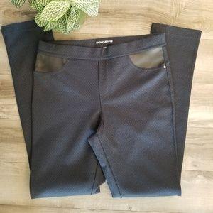 DKNY dark Gray legging size S